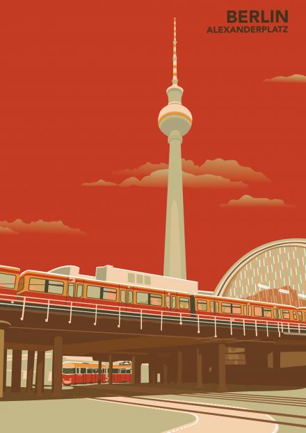 Berlin S-Bahn Alex