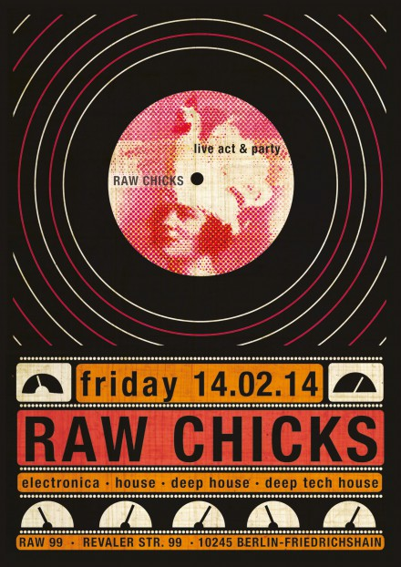 RAW CHICKS