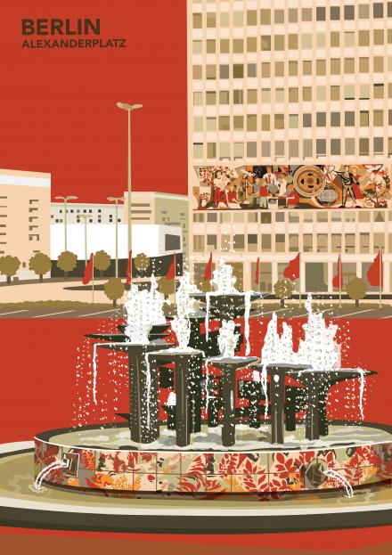 Brunnen Berlin